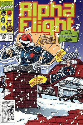 Alpha Flight #105 (Feb 1992, Marvel)