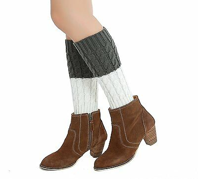 VAMEI Leg Warmers in Multiple Style and Colors for Women F2