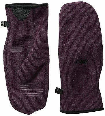 Outdoor Research Womens Flurry Mitts, Pinot, Small