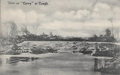 Coagh Weir or Carry Glasgows Mid Ulster Series No 66