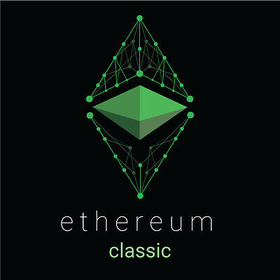 1 Ethereum Classic (ETC) - Direct to your wallet digital transfer