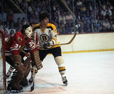 Bobby Orr Boston Bruins Unsigned 8x10 Photo