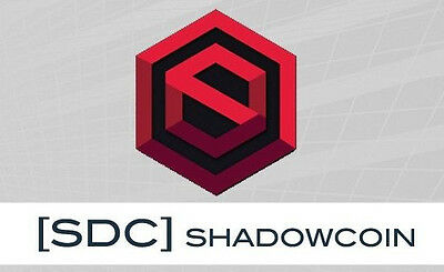 0.50 Shadowcoin (SDC) - Direct to your wallet digital transfer