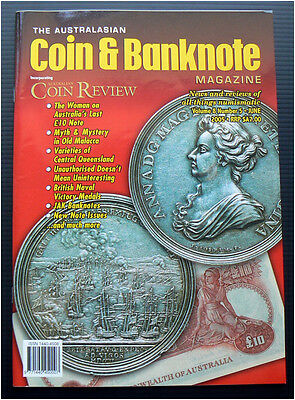Australasian Coin & Banknote Magazine June 2005 numismatic Australian review and