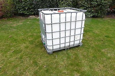 1000 Litre IBC Container / IBC Water Storage Tank