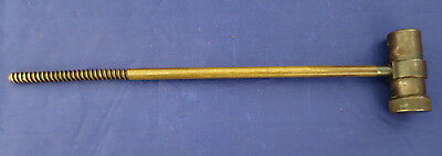 Luger 1906 Portugese Brass & Steel Cleaning Rod & Oiler