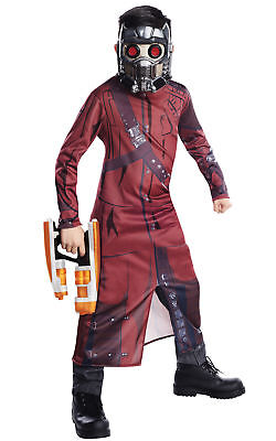 Star-Lord Starlord Guardians of the Galaxy Marvel Superheroes Boys Costume