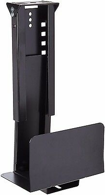 Safco Under Desk Fixed Mount Hanging CPU PC Holder -  2176 USED