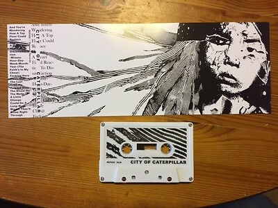 """City Of Caterpillar """"s/t"""" CASSETTE Pg. 99 Saetia Orchid Touche Amore NEW SEALED"""