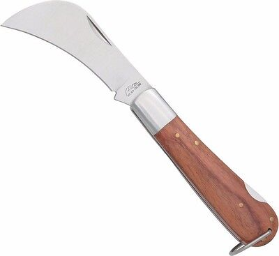 Rite Edge Hawkbill Pruning Pocket Knife Stainless Steel Blade AUSTRALIA Post