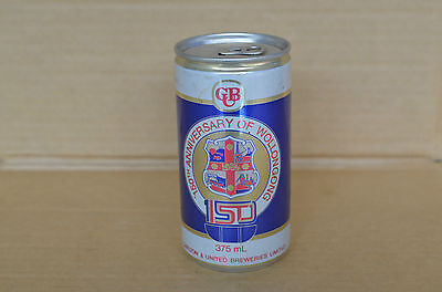 Fosters Lager Beer 150Th Anniversary Of Wollongong 375Ml Beer Can