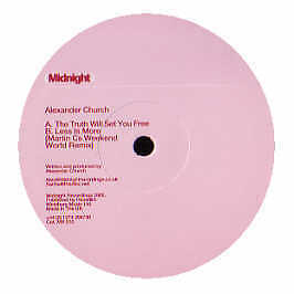 Alexander Church - The Truth Will Set You Free - Midnight - 2006 #173479