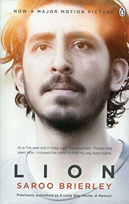 Lion: A Long Way Home by Brierley, Saroo Book The Cheap Fast Free Post