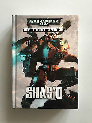 Black Library Warhammer 40,000 Shas'o Legends Of The Dark Millennium Hardback