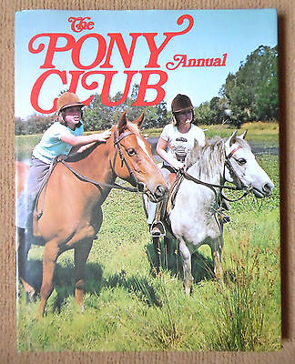 The Pony Club Annual 1980 Not Price Clipped No Loose Pages Horse Interest