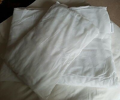 cot bed/ toddler bed duvet and pillow