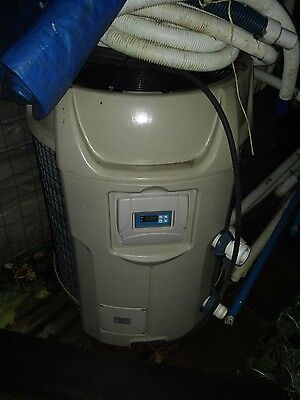 Competition Air Source Heat Pump Pool 15kW