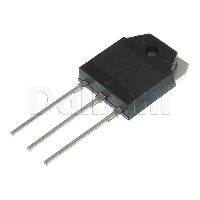 2SB827 New Power Transistor 7A 50V PNP Si TO-218