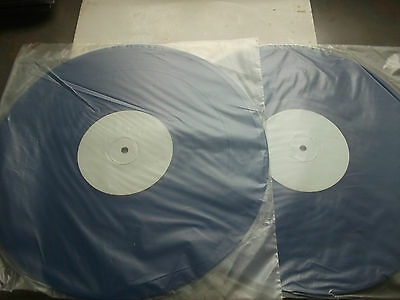 "H.E.A.D Hedonist 2 x 12"" Blue Vinyl..1994...9 tracks of German Electronica"