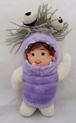 """Monsters Inc 8"""" Baby Boo Plush Toy From The Fairy Promotion"""