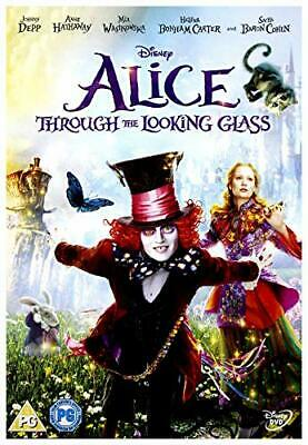Alice Through The Looking Glass [DVD] - DVD  JUVG The Cheap Fast Free Post