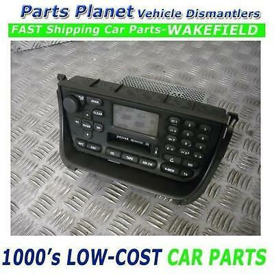 01 Xj 4Dr Radio Cassette Player Unit Alnbay10 17544 010 17544 Breaking