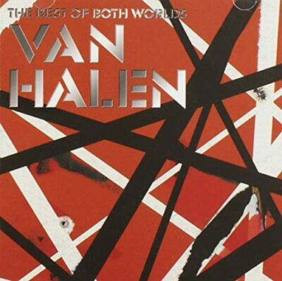 Van Halen - Best of Both Worlds - The Very Best of Van Halen - Van Halen CD ZMVG