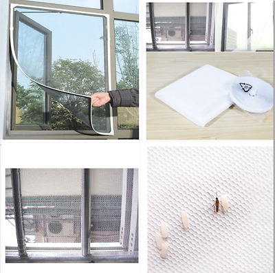 MAGIC Magnetic Insect Door Mesh Net Screen for Bug Mosquito Fly Curtain