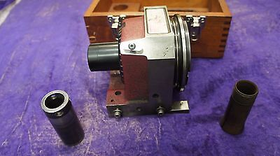 Suburban MG-5CV-S1 Spin Index Fixture. With box! Works perfectly!