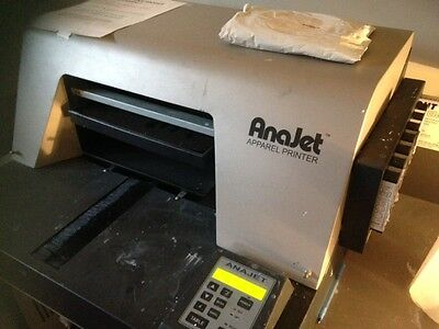 Anajet FP-125 Direct to Garment Printer