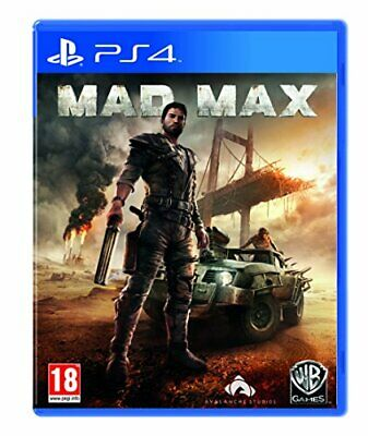 Mad Max (PS4) - Game  DEVG The Cheap Fast Free Post