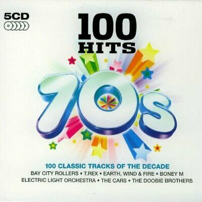 Various Artists - 100 Hits: 70s - Various Artists CD RSVG The Cheap Fast Free