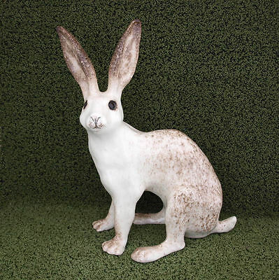 Winstanley Cat Pottery Arctic Hare Size 9 NEW