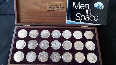 Danbury Mint, 1971, Men In Space Series Special Mint Edition