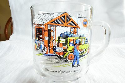 """Gulf Collectors Series Cup """"The Great Depression Years""""          (1)"""