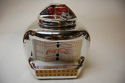 Very Cool Ceramic Coca-Cola Malt Shop Juke Box Cookie Jar by Gibson, 2000