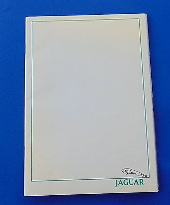 Jaguar Sales Brochure ~ XJ 3.4 4.2 5.3 Series 3 & XJS HE 1982-83 ~ UK Market J69