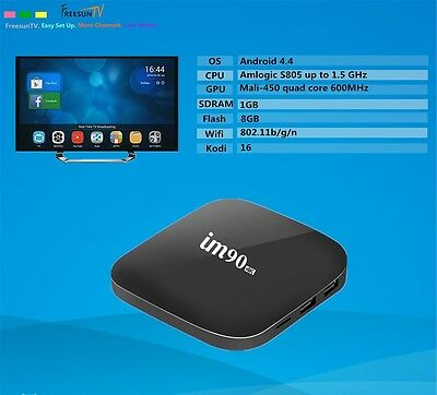 ARABIC 2017 ANDROID IM90 IPTV Box include  sports ART OSN