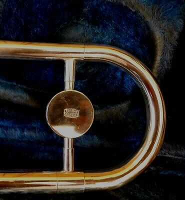 COURTOIS TENOR TROMBONE BB In Stunning Original Condition