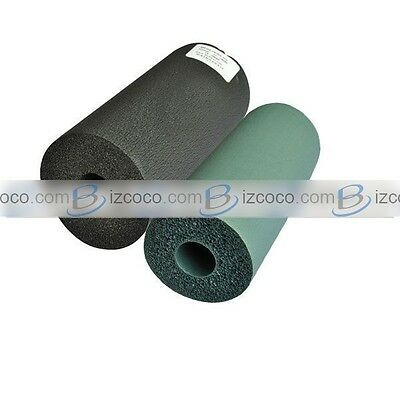 "Cellular Glass Insulation 1"" ips pipe 2"" thick cylinder 2 ft long R7"