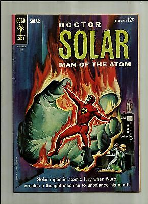 Doctor Solar Man Of The Atom #8 1964  Gold Key Silver Age Comics