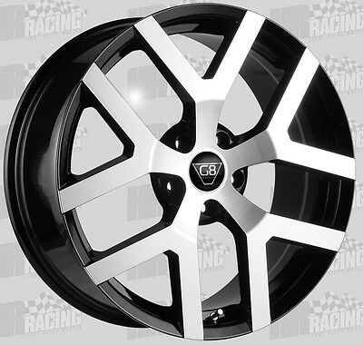 G8 Wheels In Machined Face Tyres In Melbourne Holden Fitment