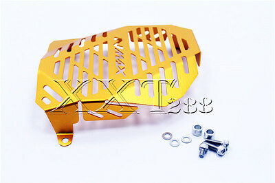 Gold  Radiator Grille Guard Cover Protector For YAMAHA NMAX155 N MAX 155 N-MAX
