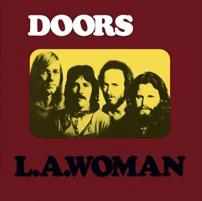 The Doors - L.A. Woman [Expanded] [40th Anniversary Mixes] - The Doors CD GAVG
