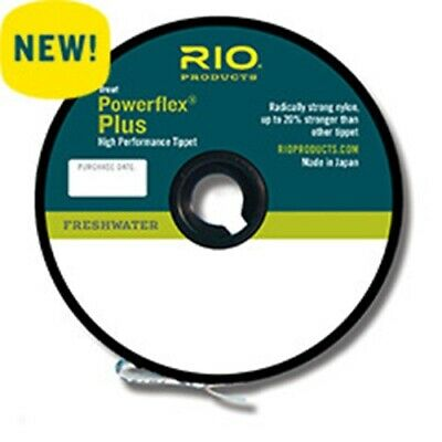 Rio Powerflex Plus 50yd Tippet - NEW