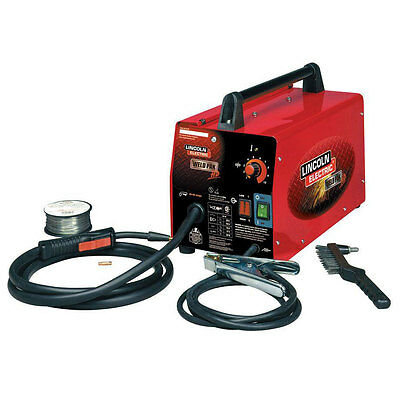 Lincoln Electric Weld Pak HD Feed Welder Flux Wire Welding Steel Contractor Tool