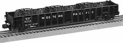 Lionel 6-27843 Western Pacific PS-5 Gondola O Scale Model Trains Freight Cars