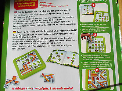 ANGRY BIRDS – Playground – UNDER CONSTRUCTION – Smart Games 17849 – rpg - selten