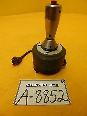 TXAB-21M1 BZ-2RW80-T4-J Used Todensha JoyStick w//Limit Switches Warranty