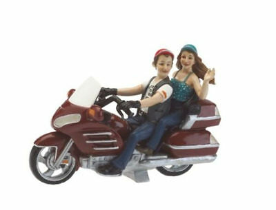 Car Couture Classics Collectors Tourer Motor Bike Figurine - Midlife